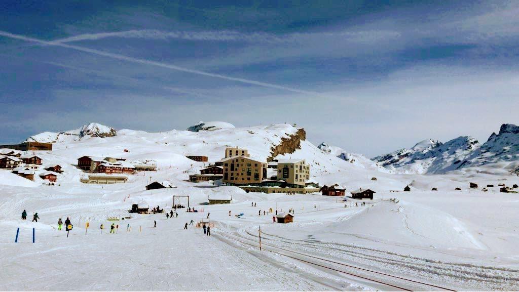 Winterlager Melchsee-Frutt, Dienstag