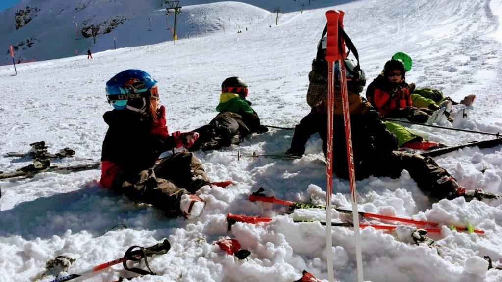 Winterlager Melchsee-Frutt, Donnerstag